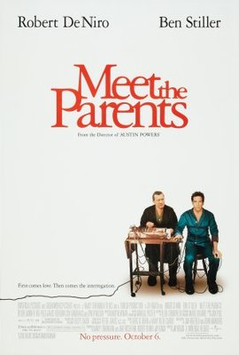Meet The Parents movie poster (2000) poster MOV_a7ad1399