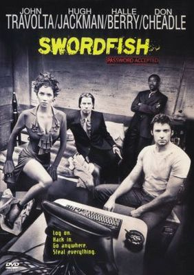 Swordfish movie poster (2001) poster MOV_a7ada7c3