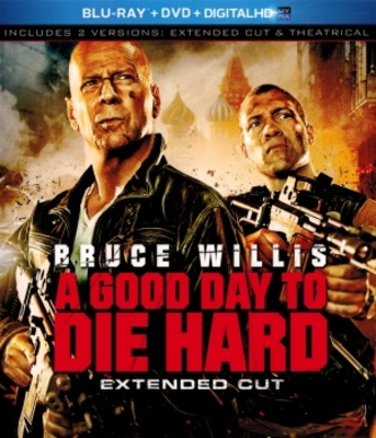 A Good Day to Die Hard movie poster (2013) poster MOV_a7aff1a7