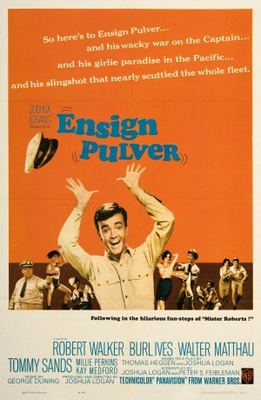 Ensign Pulver movie poster (1964) poster MOV_a7b1c131