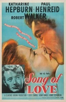 Song of Love movie poster (1947) picture MOV_a7b5b267