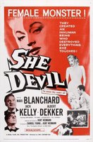 She Devil movie poster (1957) picture MOV_a7bffede
