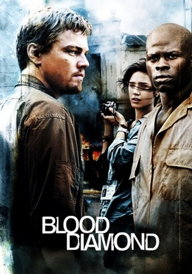 Blood Diamond movie poster (2006) poster MOV_a7c210e4