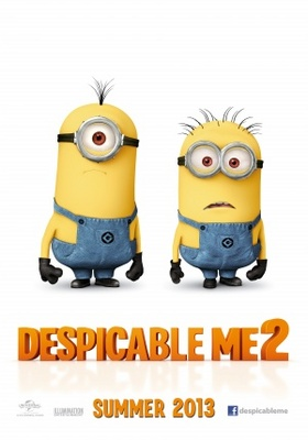 Despicable Me 2 movie poster (2013) poster MOV_a7c49571