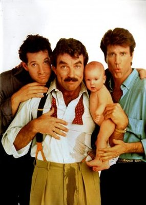 Three Men and a Baby movie poster (1987) poster MOV_a7cdb883