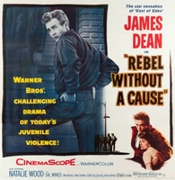 Rebel Without a Cause movie poster (1955) picture MOV_a7d5dc8c