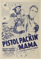 Pistol Packin' Mama movie poster (1943) picture MOV_a7d78eac