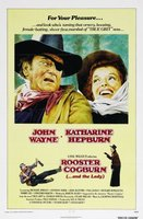 Rooster Cogburn movie poster (1975) picture MOV_a7dd2373