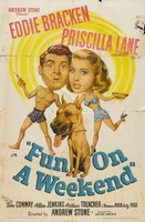'Fun on a Week-End' movie poster (1947) picture MOV_a7de4cea