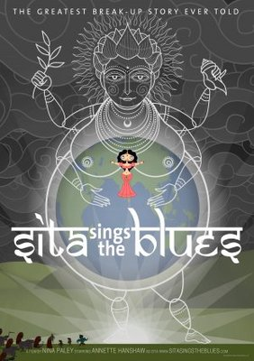 Sita Sings the Blues movie poster (2008) poster MOV_a7dfaa1b