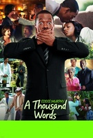 A Thousand Words movie poster (2012) picture MOV_a7e1dcf0