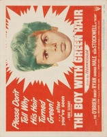 The Boy with Green Hair movie poster (1948) picture MOV_a7e7fd93