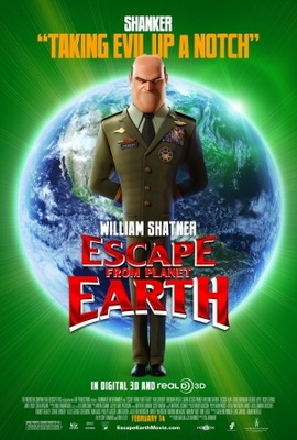 Escape from Planet Earth movie poster (2013) poster MOV_a7f1df54