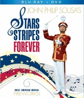 Stars and Stripes Forever movie poster (1952) picture MOV_a7f3aecb