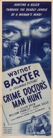 Crime Doctor's Man Hunt movie poster (1946) picture MOV_a7f453a6