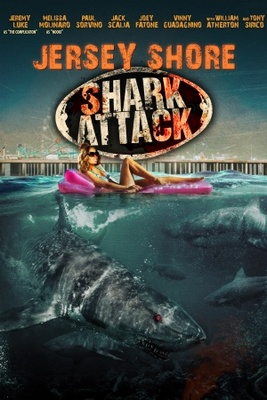 Jersey Shore Shark Attack movie poster (2012) poster MOV_a7f5085c