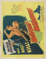 Without Warning! movie poster (1952) picture MOV_a7f79d28