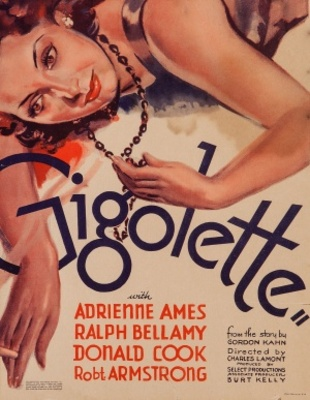 Gigolette movie poster (1935) poster MOV_a7fc4951