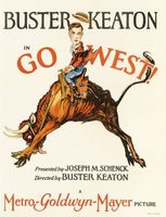 Go West movie poster (1925) picture MOV_a7fd4cda