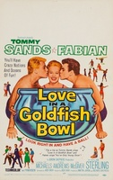 Love in a Goldfish Bowl movie poster (1961) picture MOV_a7fe7da8
