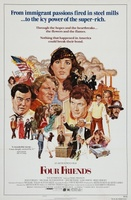 Four Friends movie poster (1981) picture MOV_a7ff8e37