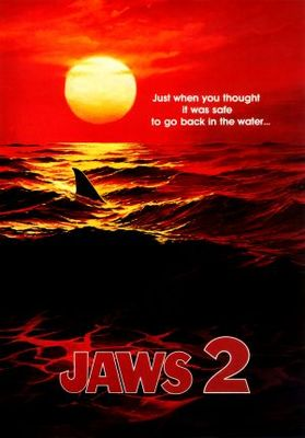 Jaws 2 movie poster (1978) poster MOV_a8028b88
