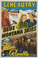 Blue Montana Skies movie poster (1939) picture MOV_a8073a68