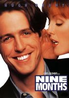 Nine Months movie poster (1995) picture MOV_87868fd1