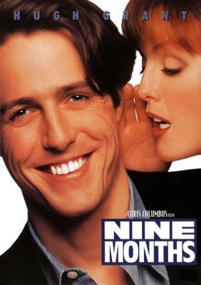 Nine Months movie poster (1995) poster MOV_a8073e9b