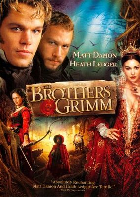 The Brothers Grimm movie poster (2005) poster MOV_a808f66e