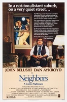 Neighbors movie poster (1981) picture MOV_a80c03ff