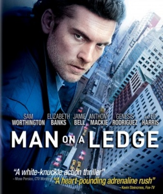Man on a Ledge movie poster (2012) poster MOV_a80f8caa