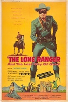 The Lone Ranger and the Lost City of Gold movie poster (1958) picture MOV_a810b7ce