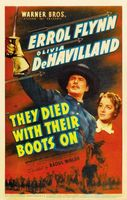 They Died with Their Boots On movie poster (1941) picture MOV_a81a7de1