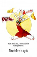 Who Framed Roger Rabbit movie poster (1988) picture MOV_a81f6047