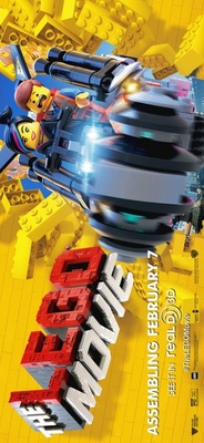 The Lego Movie movie poster (2014) poster MOV_a8205880