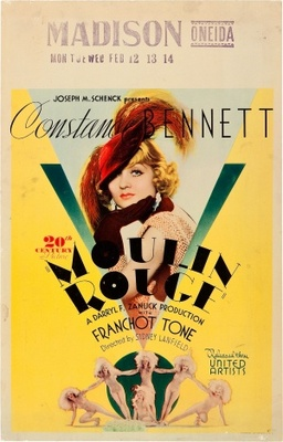 Moulin Rouge movie poster (1934) poster MOV_a8237250