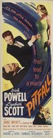 Pitfall movie poster (1948) picture MOV_a82e951c