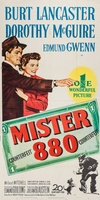 Mister 880 movie poster (1950) picture MOV_a8315119