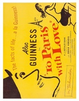 To Paris with Love movie poster (1955) picture MOV_a8326d23