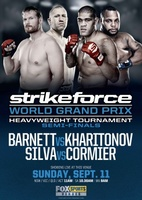 Strikeforce movie poster (2009) picture MOV_a835f233