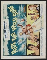 Ride the Wild Surf movie poster (1964) picture MOV_a83ad633
