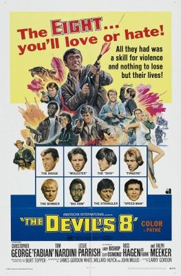 The Devil's 8 movie poster (1969) poster MOV_a841bd7c