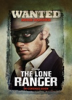 The Lone Ranger movie poster (2013) picture MOV_a8447b3b