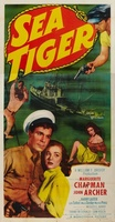 Sea Tiger movie poster (1952) picture MOV_a8450e7c