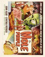 The Mole People movie poster (1956) picture MOV_a845e7be