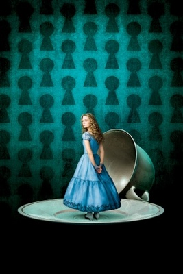 Alice in Wonderland movie poster (2010) poster MOV_a84b4f8c