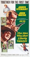 The Man Who Shot Liberty Valance movie poster (1962) picture MOV_a855fd31