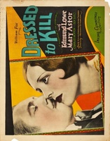 Dressed to Kill movie poster (1928) picture MOV_a85bc459
