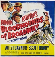 Bloodhounds of Broadway movie poster (1952) picture MOV_a8623448